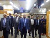 رئيس جامعة حورس يشيد بالمستوى العلمى والتعليمى لجامعة كفر الشيخ