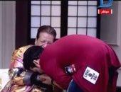 بالفيديو.. سعد الصغير يقبل يد شعبان عبدالرحيم ويعتذر له: أنا عيل صغير من دور ولادك
