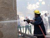 الحماية المدنية تسيطر على 3 حرائق بمنزل وسيارة وورشة ميكانيكا بالإسكندرية