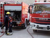 إخماد حريق داخل شقة سكنية فى السلام دون إصابات
