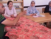 نقيب المرشدين السياحيين يحضر مناظر بين طلاب مدرسة شرم الشيخ للغات