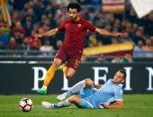 """صحف إيطاليا: محمد صلاح """"أساسى"""" فى مباراة روما وبيسكارا"""