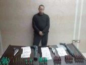 حبس سائق 4 أيام لاتهامه بالاتجار فى الأسلحة بدار السلام