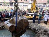 بيان للنيابة الإدارية: التحقيقات فى واقعة نقل تمثال المطرية ما زالت مستمرة