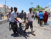 بالصور.. ارتفاع حصيلة ضحايا تفجير مقديشو إلى 8 قتلى