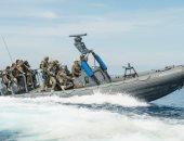 زوارق بحرية الاحتلال تهاجم الصيادين قبالة بحر مدينة غزة