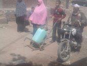 شكاوى من عدم انتظام وصول مياه الشرب لمنطقة وراق العرب منذ 3 شهور
