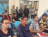 انطلاق قوافل الشباب والرياضة التعليمية بجنوب سيناء