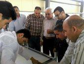 المشرف على تدريب طلاب المدرسة الصناعية بطور سيناء: دربنا 20 طالبا على إنتاج ألواح الطاقة الشمسية