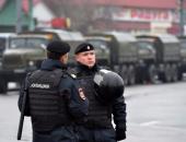 أجهزة الأمن الروسية تعلن إحباط هجوم إرهابى فى موسكو واعتقال المهاجم