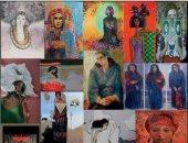 """""""المرأة برؤية معاصرة"""" معرض يحتفى بذكرى الفنان محمود سعيد"""