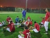 بالصور.. فريق النجوم المصرية لكرة القدم يفوز على نظيره السعودى 4-1