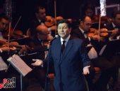 حفل كامل العدد لأمير الغناء العربى فى دار الأوبرا