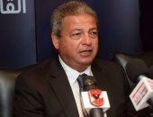 وزير الرياضة يدرس مقترحاً لعودة الجماهير فى الموسم القادم