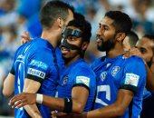 الهلال يفوز بصعوبة على الوحدة ويتصدر مجموعته بدورى أبطال آسيا