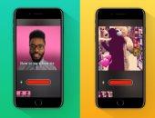 أبل تطلق تطبيق Clips لتعديل الفيديوهات لمستخدمى آيفون