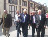 رئيس القابضة الكيماوية يطالب شركة نيازا بزيادة الصادرات