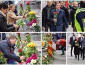 السويديون يقفون دقيقة صمت حدادا على أرواح ضحايا هجوم ستوكهولم