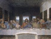 """دراسة حديثة... تعرف على مكونات وجبة العشاء الأخير للمسيح فى لوحة """"دافنشى""""!"""