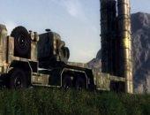 المضادات الجوية فى قاعدة حميميم الروسية فى سوريا تتصدى لطائرات مسيرة