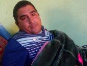 """استجابة لـ""""اليوم السابع"""" فاعل خير يوفر كرسيا متحركا ومشروع ثابت لمريض بالشرقية"""