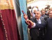 وزير الصناعة يفتتح 5 مصانع جديدة بسوهاج باستثمارات 185 مليون جنيه