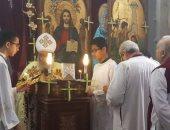 بالصور.. متحدث أقباط الأرثوذكس ببورسعيد: خوص أحد الشعانين تعبير عن السلام
