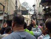 التضامن الاجتماعى تبدأ صرف تعويضات ومعاشات ضحايا كنيسة الإسكندرية