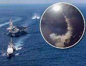 مدمرة أمريكية تبحر قرب جزر متنازع عليها فى بحر الصين الجنوبى