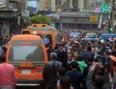 جامعة أسوان تدين الحادث الإرهابى بكنيستى طنطا والإسكندرية