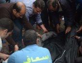 استشهاد 17 وإصابة 48 فى انفجار كنيسة مارمرقس بالإسكندرية