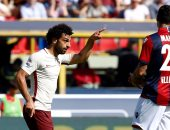 """""""سى إن إن"""": محمد صلاح ضمن أفضل لاعبى الدورى الإيطالى"""