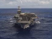 الفرنسية: حاملة طائرات أمريكية تتجه مع أسطولها نحو شبه الجزيرة الكورية