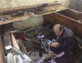 رئيس الكنيسة القبطيه الارثوذوكسيه بلبنان :مصر ستبقى عصية على الإرهاب
