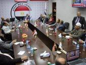 ائتلاف دعم مصر يتلقى اليوم طلبات الترشح على انتخابات هيئة المكتب السياسى