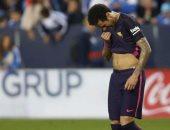 المحكمة الرياضية تؤكد غياب نيمار عن برشلونة فى كلاسيكو ريال مدريد