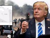 ترامب: الدور الوحيد لأمريكا فى ليبيا هو هزيمة داعش