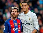 """الكلاسيكو.. """"رونالدو – ميسى"""" من يحسم صراع ريال مدريد وبرشلونة الليلة؟"""