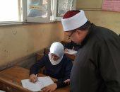 الأولى على الثانوية الأزهرية بمجموع 100% تشرح لـ مصر تستطيع أسباب تفوقها