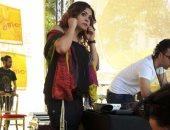بالفيديو والصور.. البروفة النهائية لفيروز كراوية قبل حفلها بأيام قرطاج الموسيقية