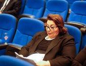 مارجريت عازر: افتتاح  السيسى أكبر قاعدة عسكرية بالشرق الأوسط مفخرة