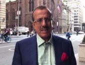 بالفيديو.. رجل الأعمال خلف الحبتور يعزى المصريين فى حادثى طنطا والإسكندرية