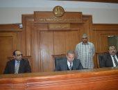 حبس 4 إخوان عاما لتعديهم بالضرب على قوات الشرطة أثناء فض مظاهرة بحوش عيسى