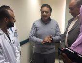 وزارة الصحة: توفير أدوية الطوارئ والأنفلونزا بجميع مديريات المحافظات
