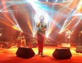 """بالصور.. فريق """"هوس"""" المصري ينال إعجاب الجمهور التونسي بمهرجان أيام قرطاج"""