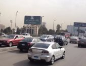 المرور: إغلاق جزئى لمحور النصر اليوم بسبب أعمال تغذية غرفة محولات كهرباء