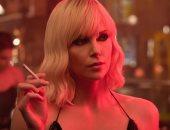 """73 مليون دولار أمريكى إيرادات فيلم تشارليز ثيرون """"Atomic Blonde"""" حول العالم"""