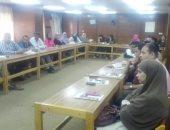 """مركز النيل للإعلام بسوهاج  ينظم ندوة بعنوان """"السلامة والصحة المهنية"""""""