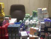 الأموال العامة تضبط أدوية ومنشطات جنسية مهربة بـ 2 مليون جنيه