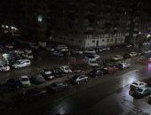 استقرار حركة الملاحة بقناة السويس.. وأمطار غزيرة تضرب شوارع بورسعيد